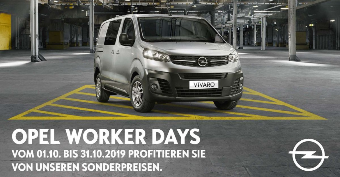 Opel Worker Days